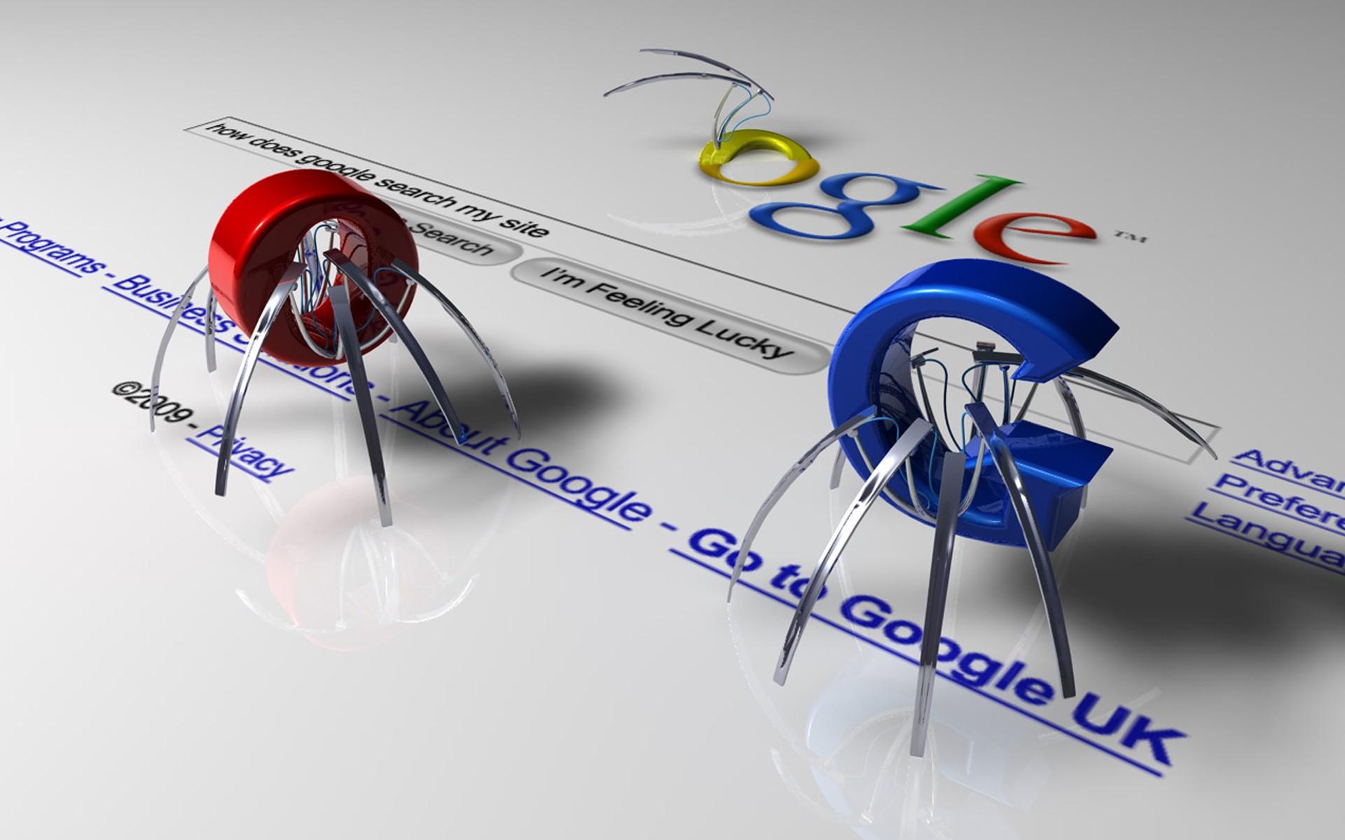 <p>Гугл роботы</p>