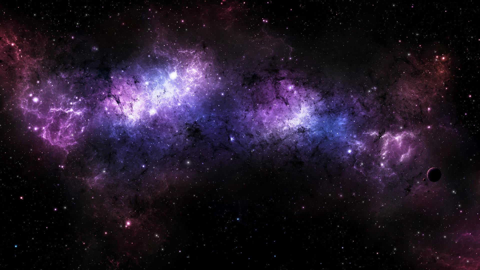 картинки на рабочий стол галактики