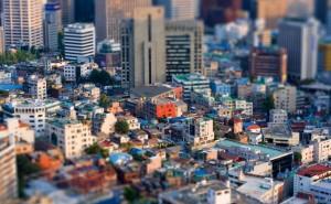 Городские дома титл шифт обои на рабочий стол города страны высокого качества