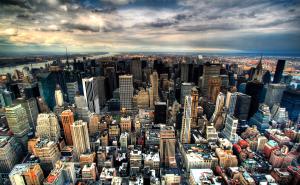 Городские дома вид с верху обои на рабочий стол города страны высокого качества