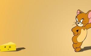 Джери из мультфильма