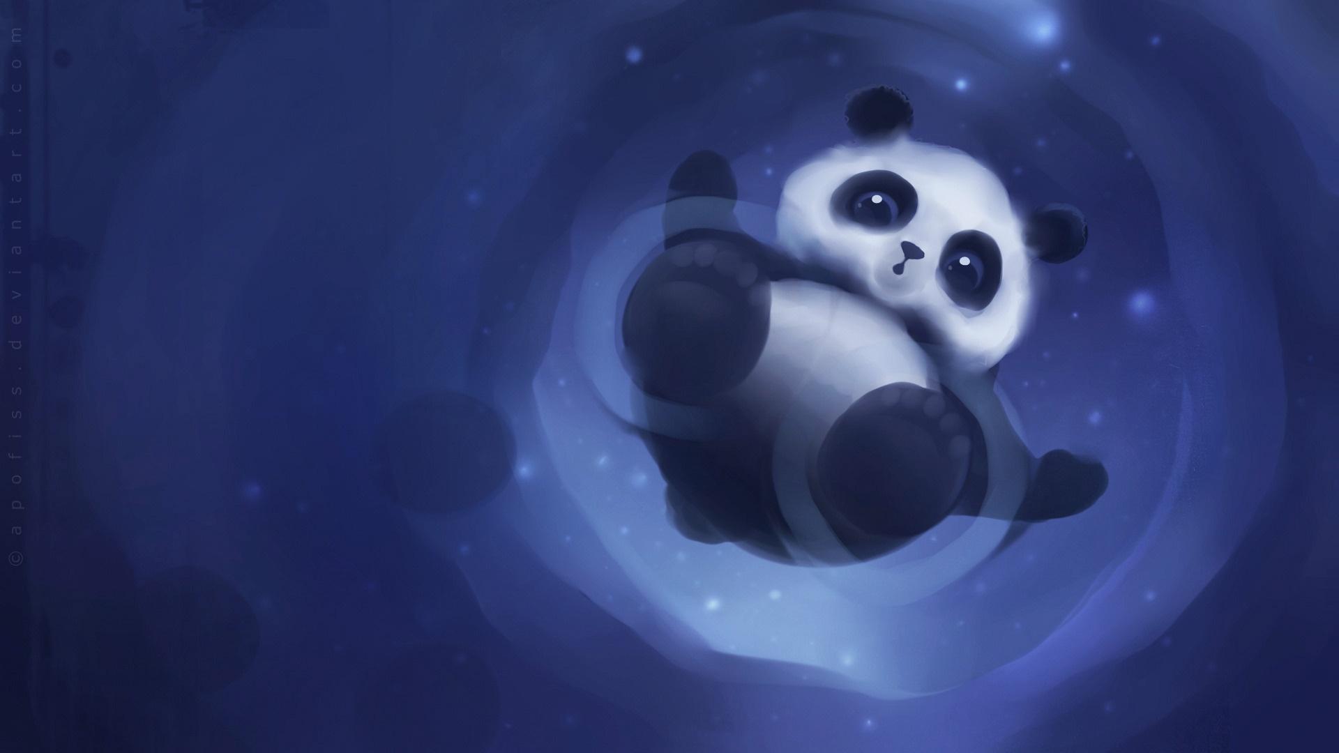 <p>Маленькая панда</p>