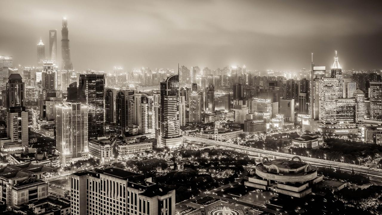 <p>Шанхай</p>
