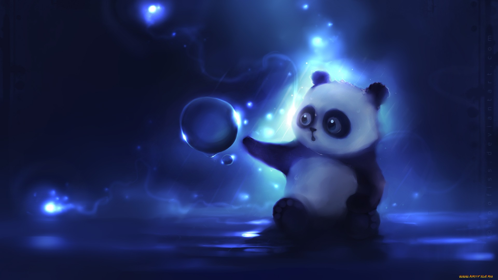 <p>Панда</p>