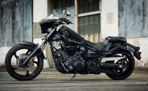 Yamaha Raider мотоцикл мото обои скачать на рабочий стол высокого качества