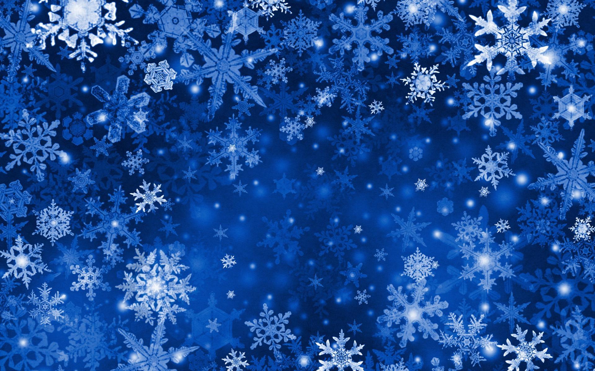<p>Снежинки</p>