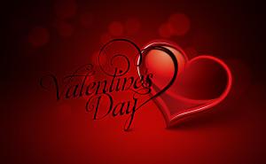 Сердце на день Валентина скачать