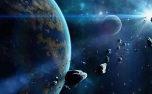 Астероиды на рабочий стол обои скачать высокого качества планеты в космосе