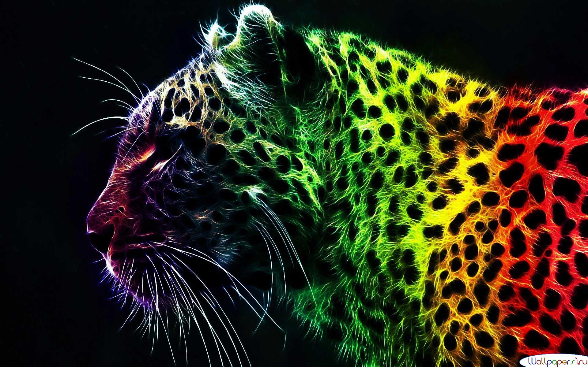 <p>Леопард</p>