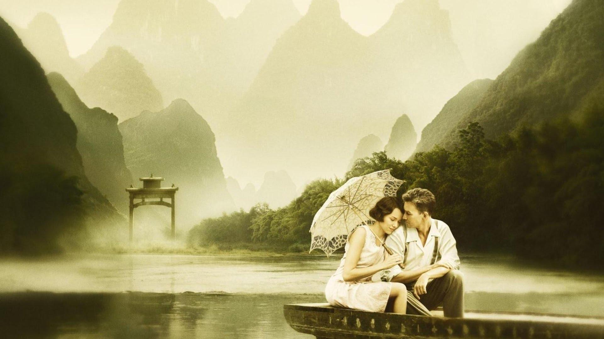 <p>Романтика на озере</p>