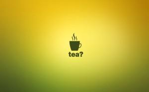 Рисунок кружки чая