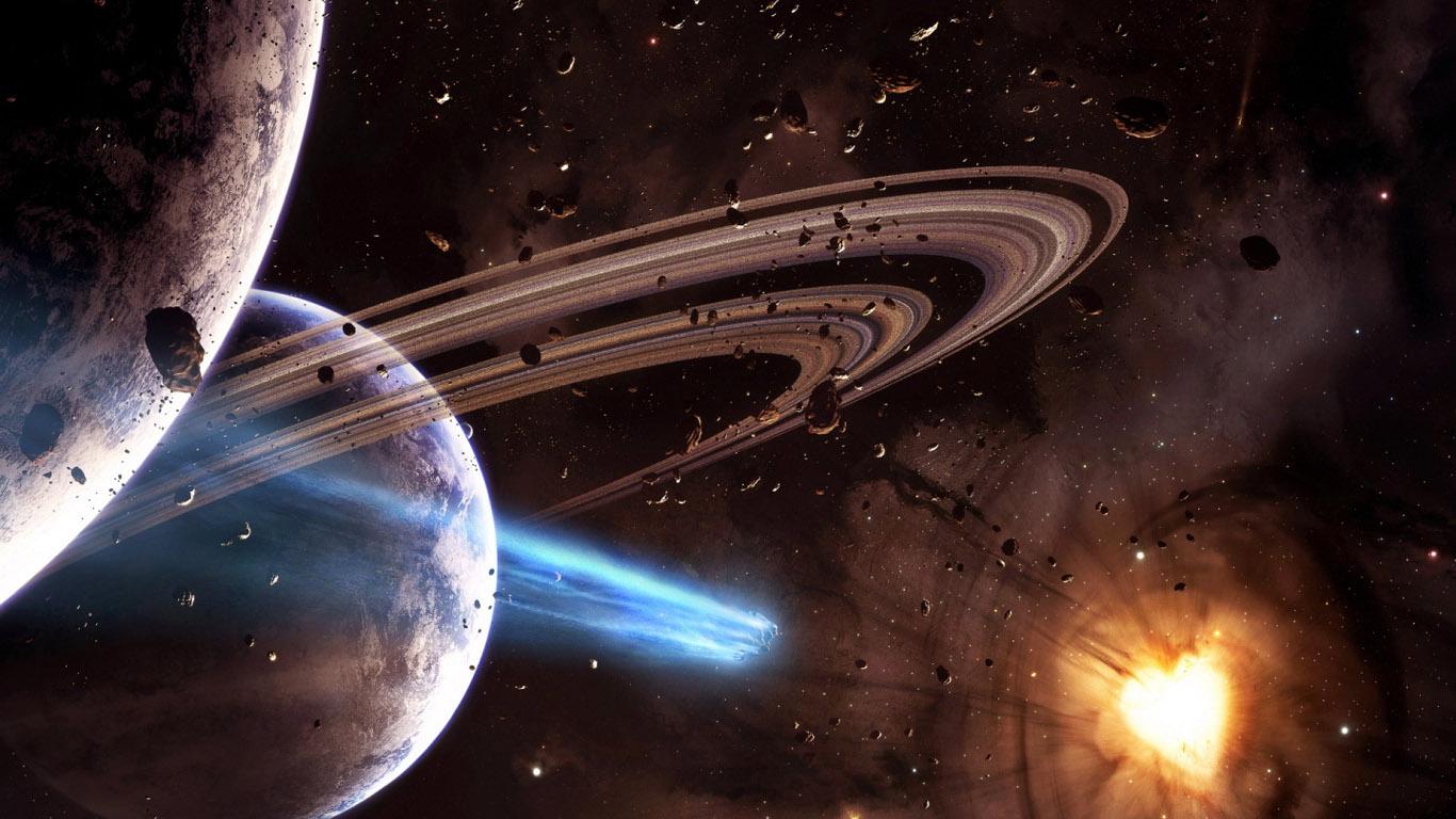 <p>Сатурн</p>