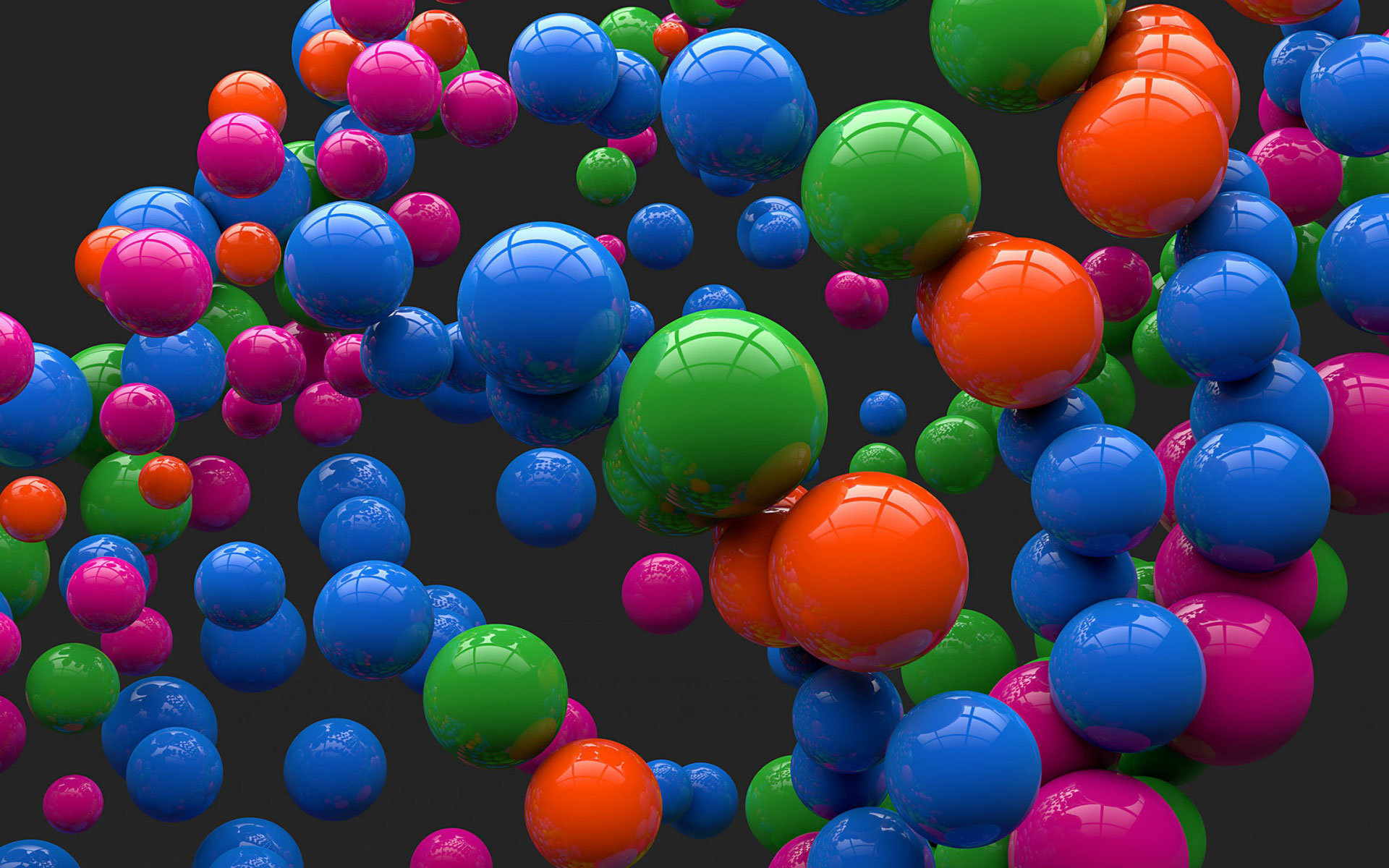 <p>3Д шары</p>