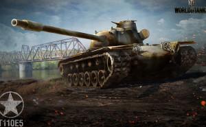 World-of-Tank обои игры танчики