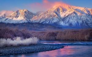 Пейзаж горный пейзаж обои высокого качества на рабочий стол