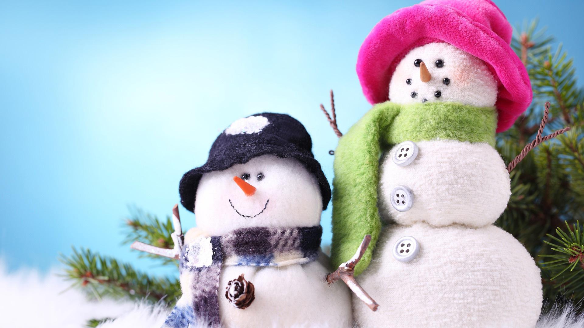 <p>Снеговик</p>