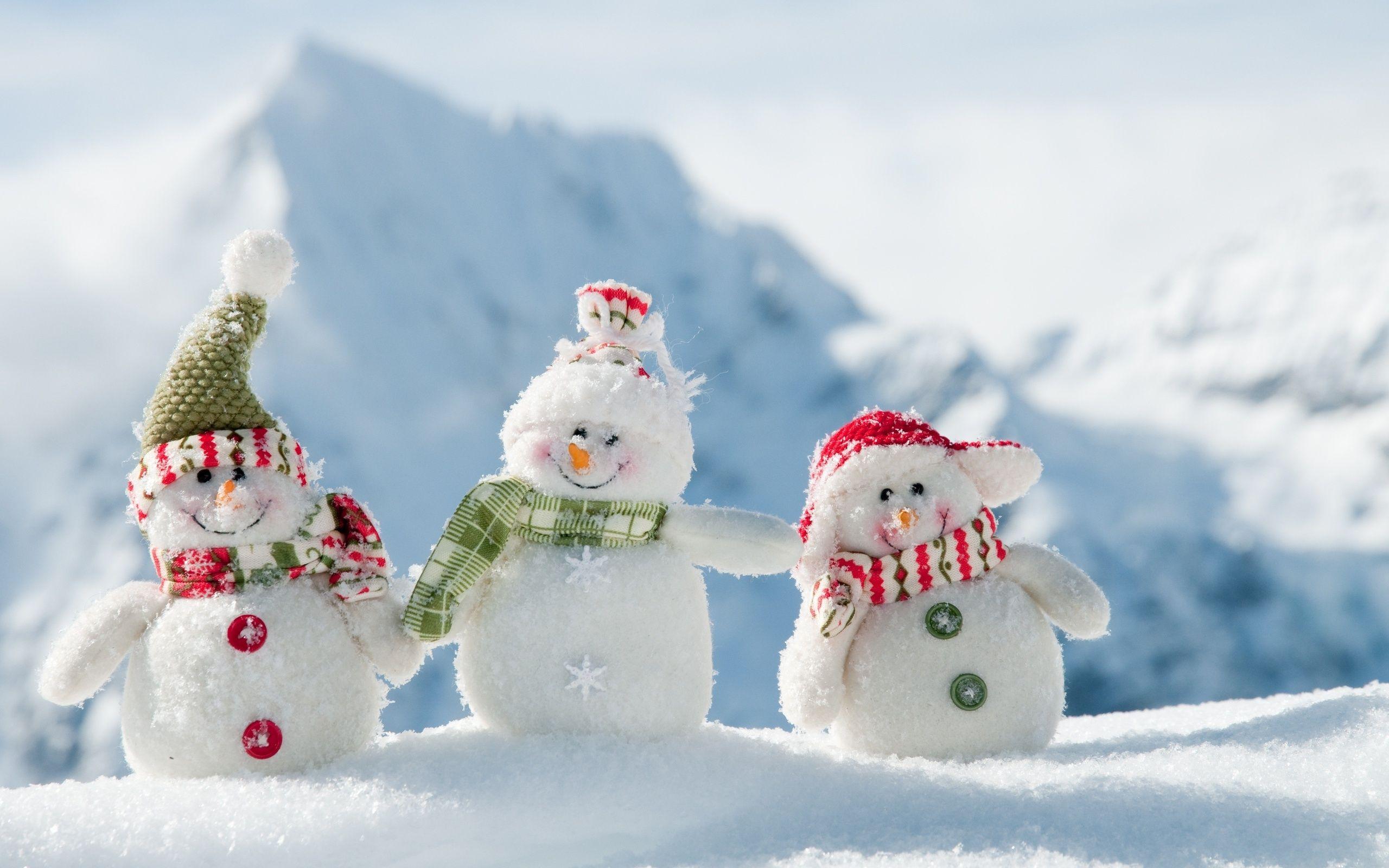 <p>Снеговики</p>