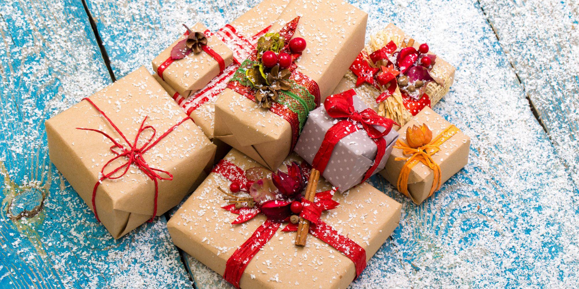 <p>Подарки</p>
