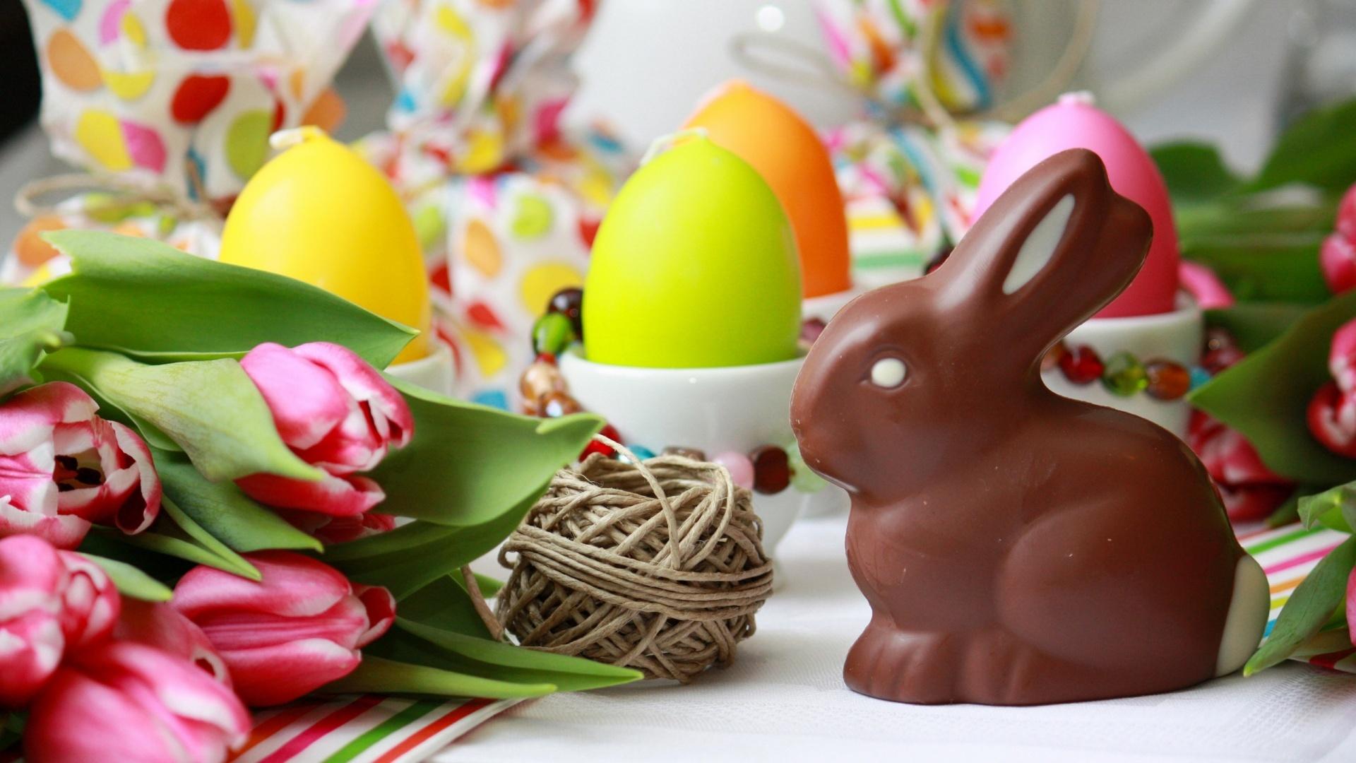 <p>Шоколадный заяц</p>