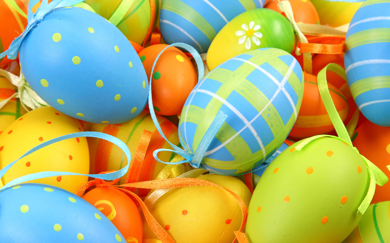 <p>Яйца на пасху</p>