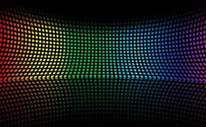 Абстракция фон разноцветные точки желтый зеленый синий
