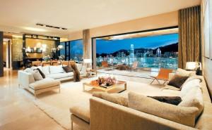 Гостиная в квартире в стиле люкс обои интерьер, дизайн, стиль, офис дом скачать обои на рабочий стол