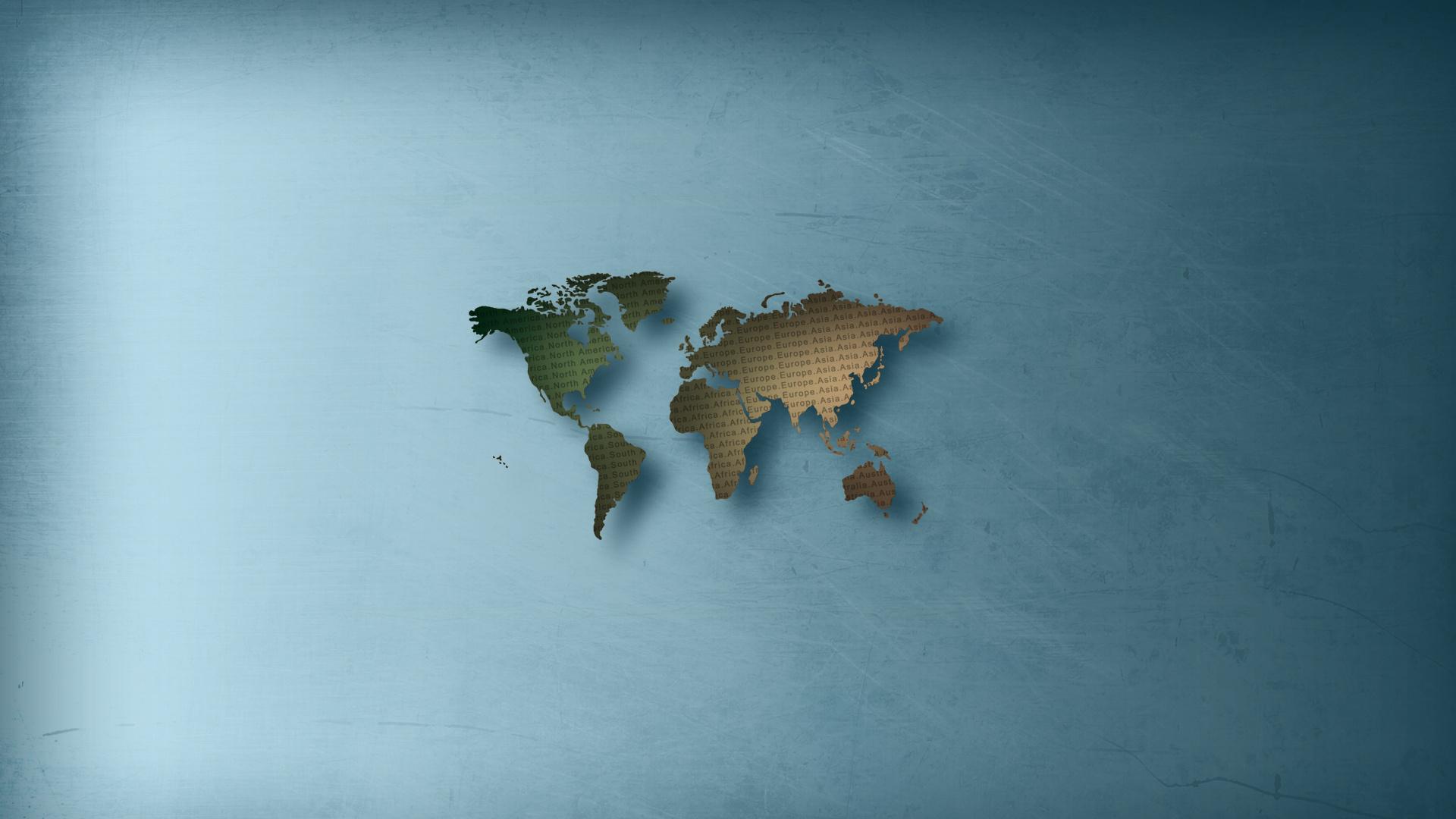 <p>Карта мира</p>