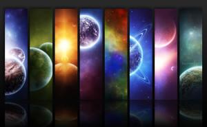 Космос обои на рабочий стол красиво планеты креатив
