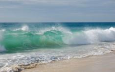 Пляж и море Песок и море на рабочий стол обои пляж