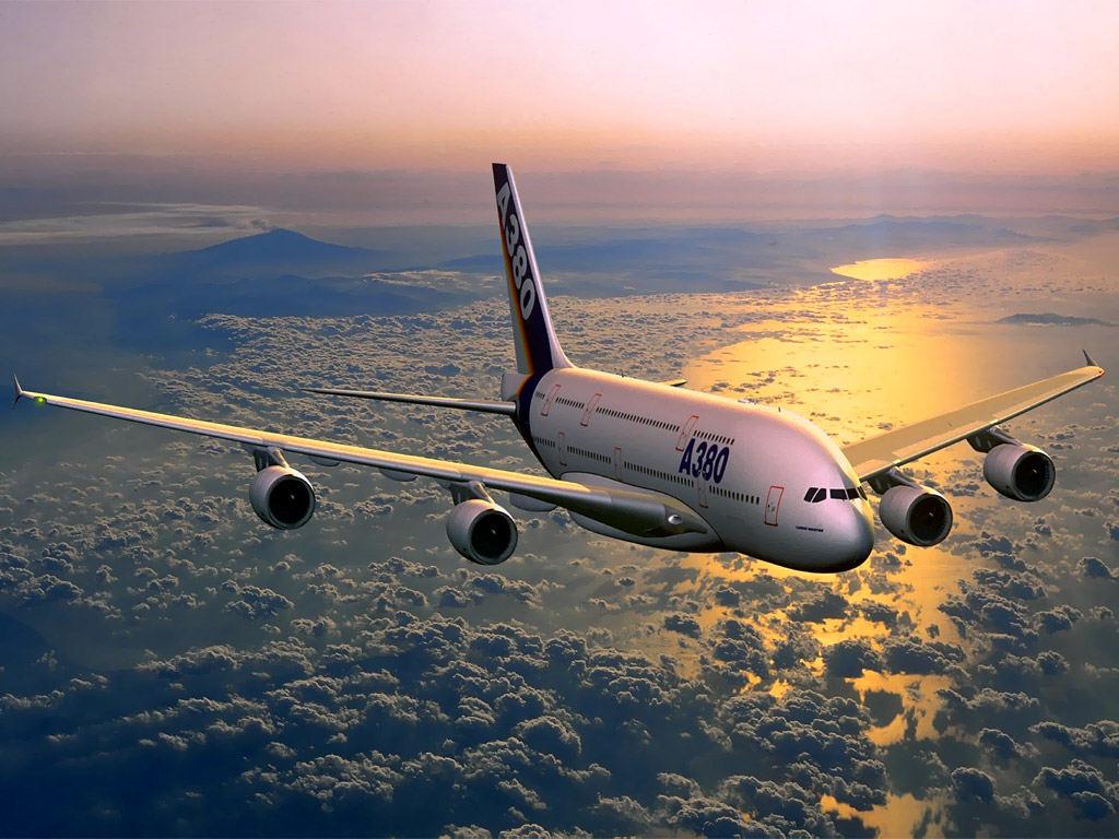 <p>Самолет а380</p>