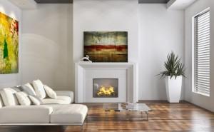 обои интерьер, дизайн, стиль, офис дом скачать обои на рабочий стол гостиная, интерьер, мебель, камин
