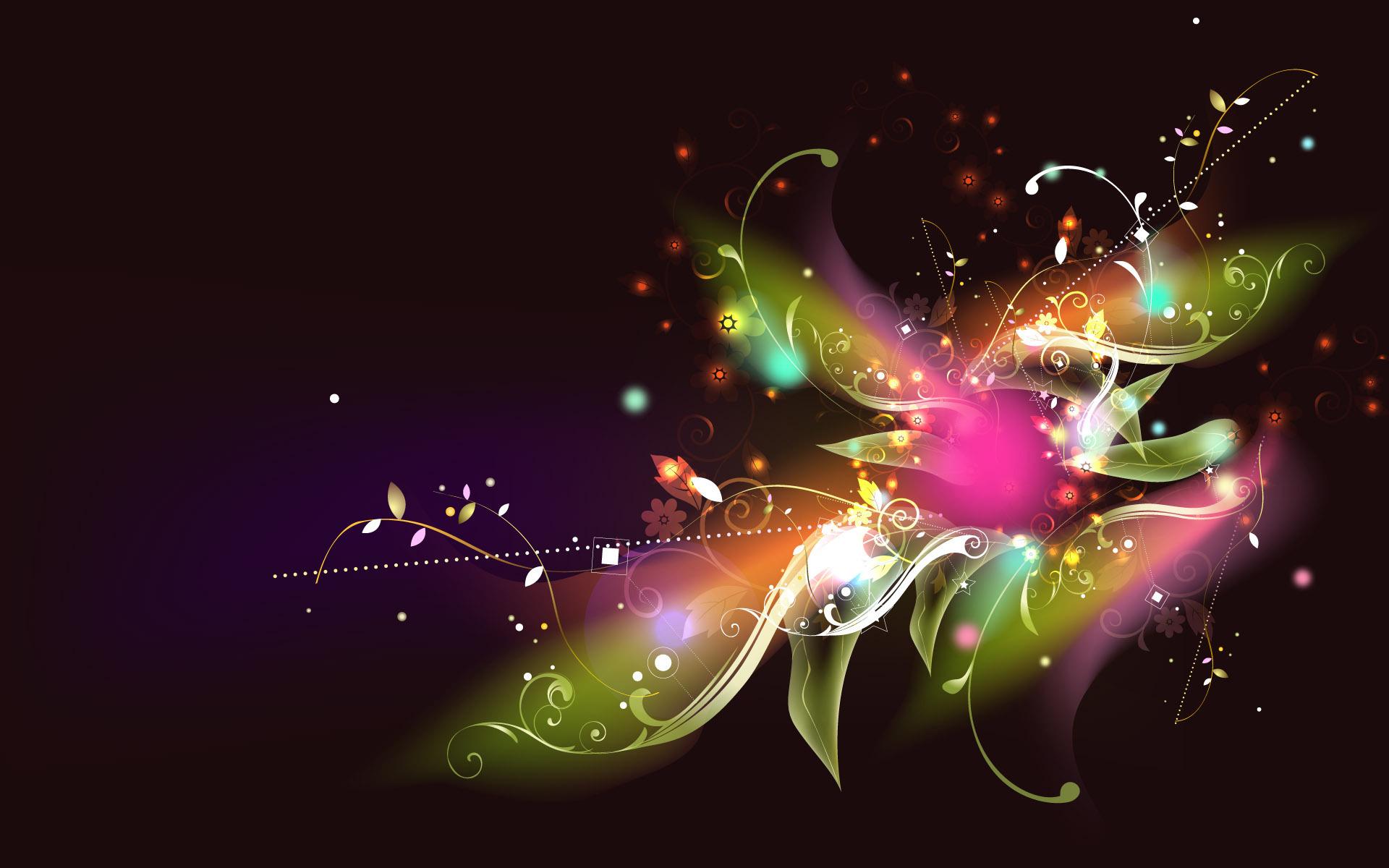 <p>Цветы абстрак</p>