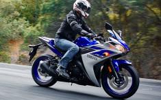 Yamaha YZF R3 мотоцикл мото обои скачать на рабочий стол высокого качества