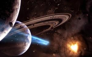 Космос на рабочий стол обои планеты астронавт