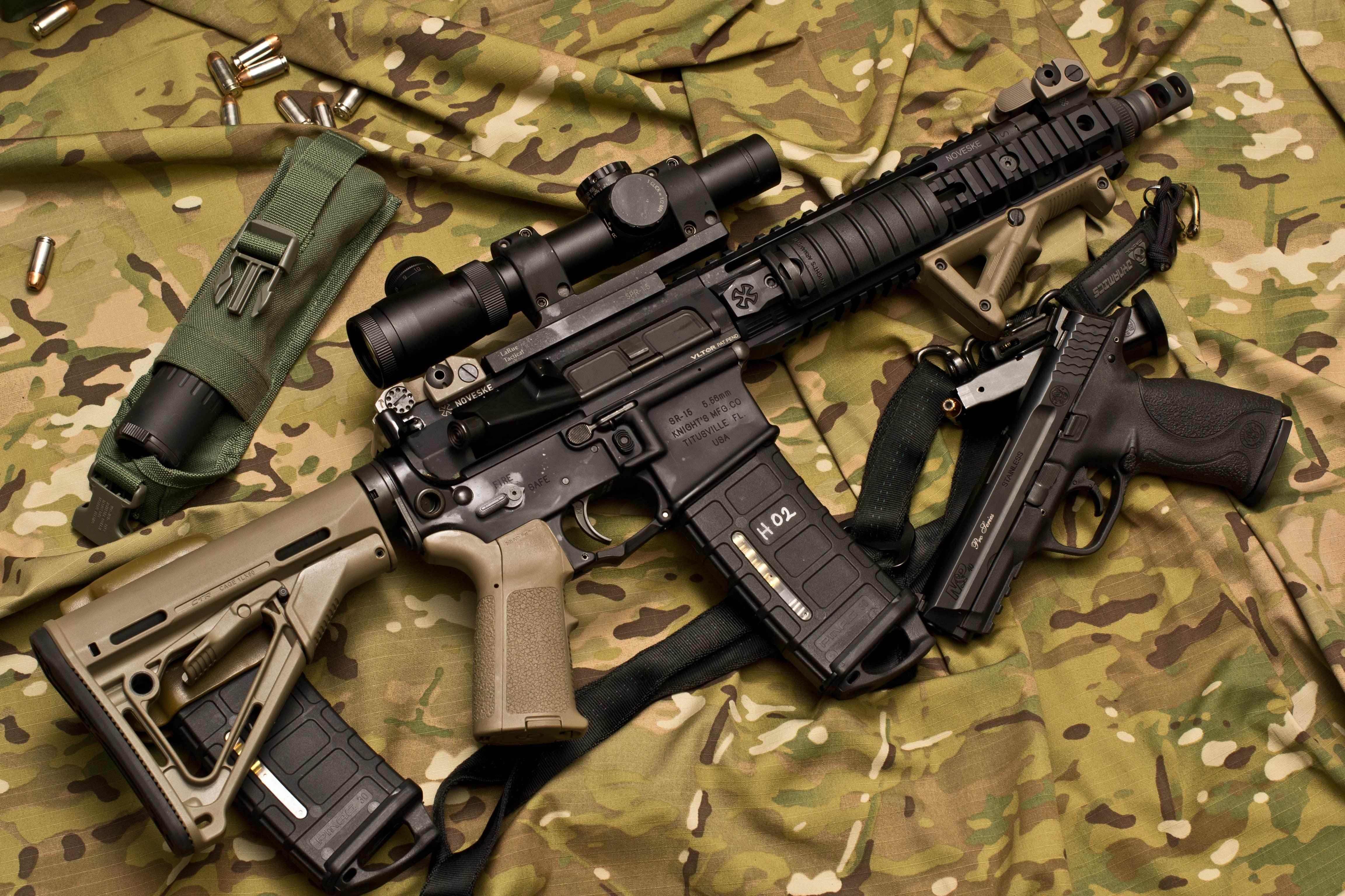 <p>Штурмовая винтовка</p>
