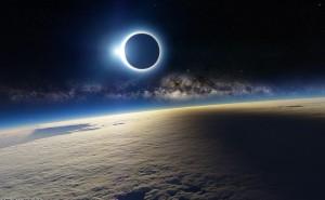 Затмение на рабочий стол обои скачать высокого качества планеты в космосе марс юпитер плутон венера