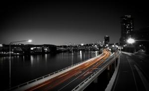 Улица ночью в городе вечер обои на рабочий стол города страны высокого качества
