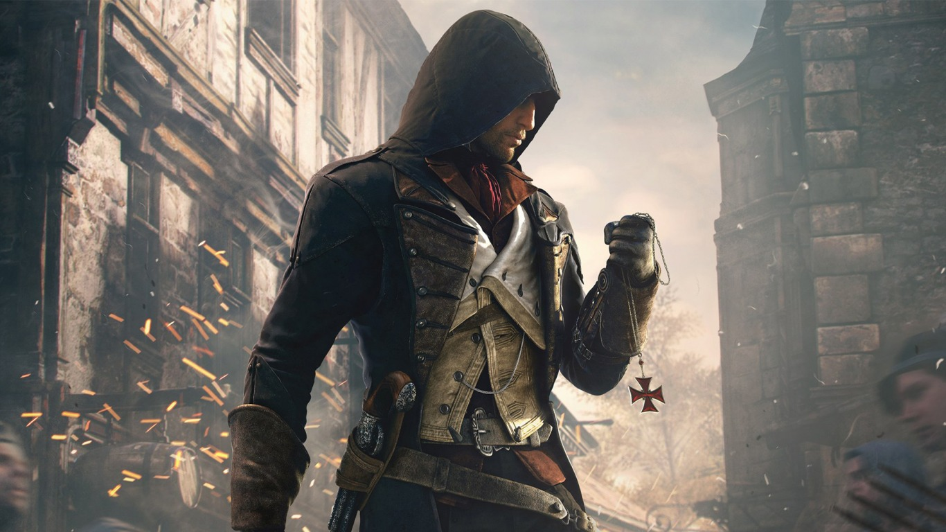 <p>assassin&#8217;s creed</p>