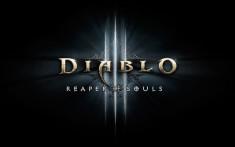 Диаблоdiablo iii: reaper of souls, expansion set, logo