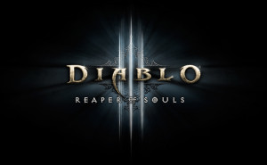 Диаблоdiablo iii: reaper of souls, expansion set, logo