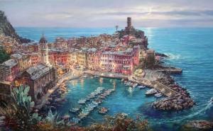 картинки и обои на рабочий стол. живопись, картина, море, Айвазовский живопись, средиземное море