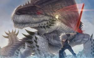 оружие меч яшер аниме